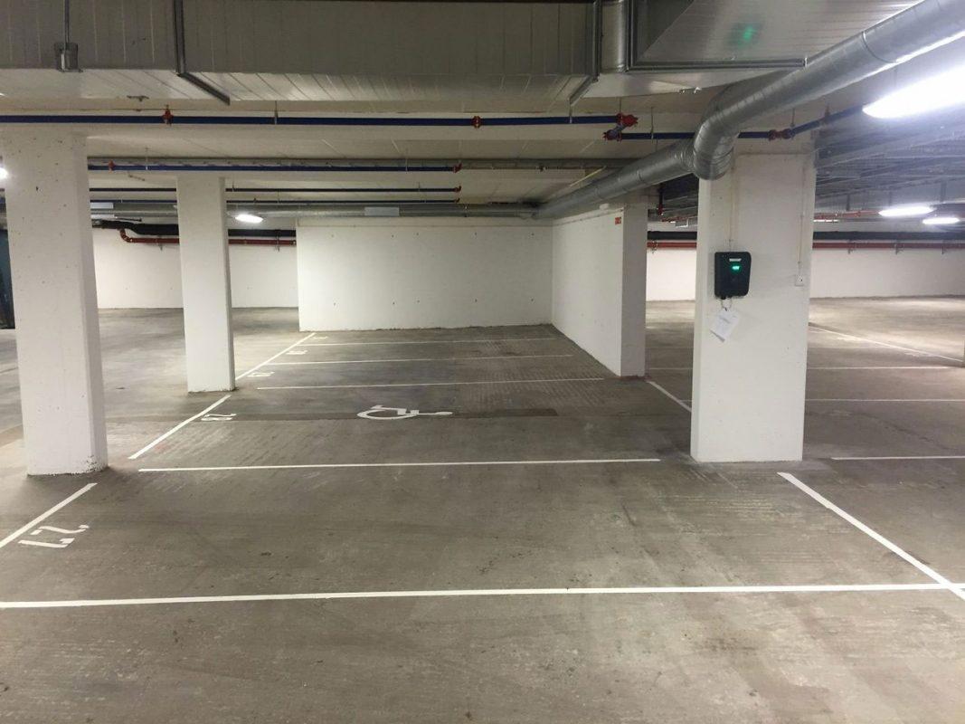 Malmøgata - garasje